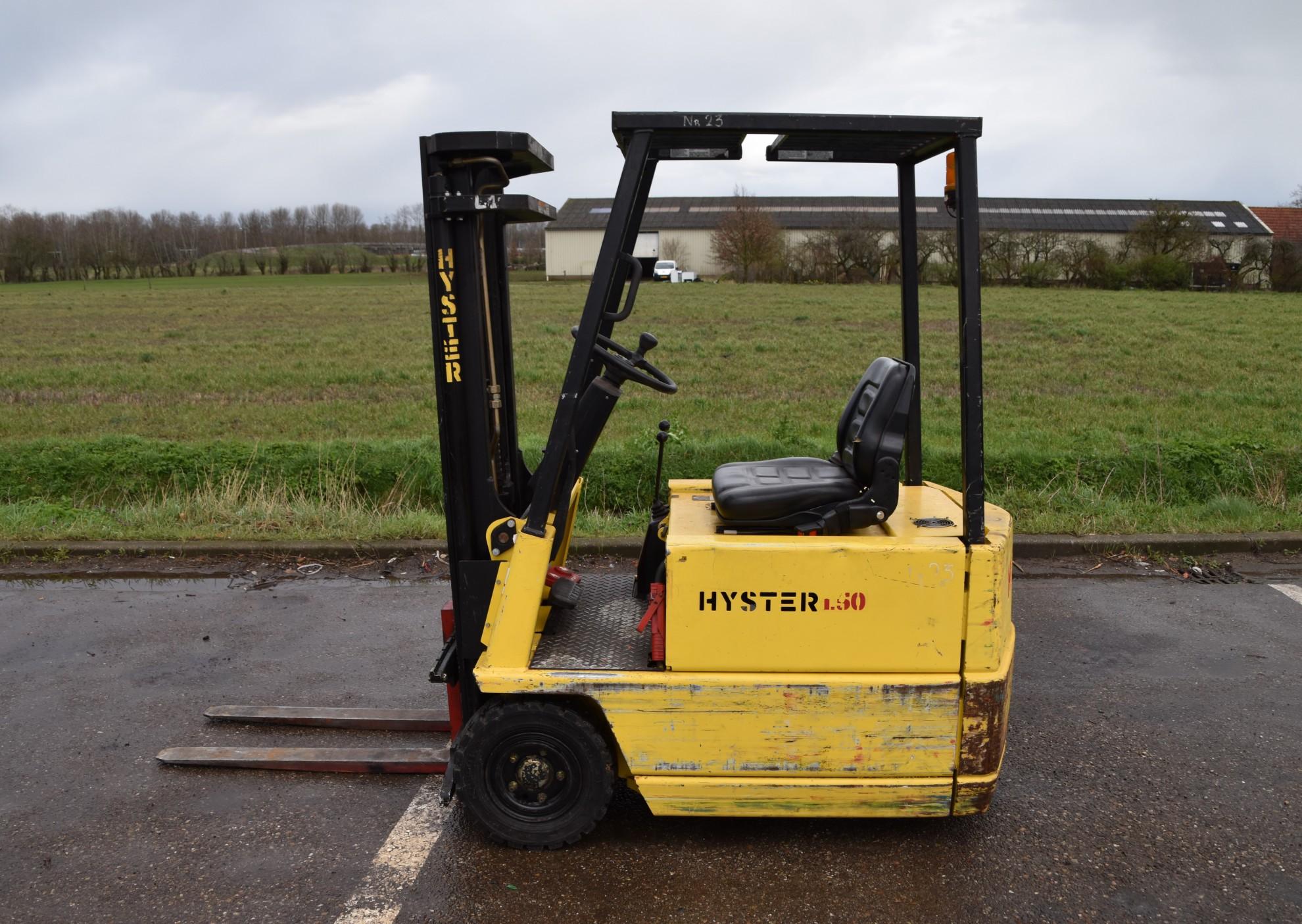 Hyster, A2. 50xl